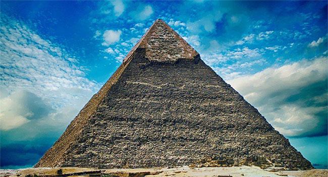 Bí ẩn về kỹ thuật xây dựng Kim tự tháp ở Ai Cập chưa bao giờ có hồi kết.