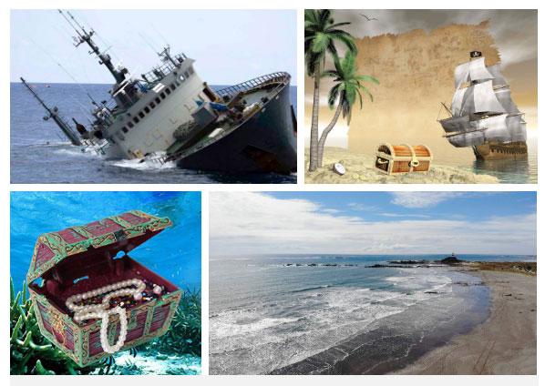 Cư dân Mocha tin có rất nhiều vật dụng đáng giá chìm ngoài khơi và dưới lòng cát