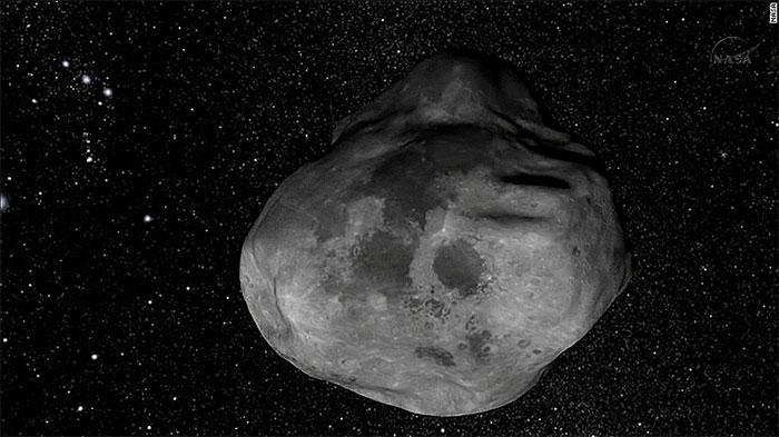 Thiên thạch 2006 QV89 rộng khoảng 50m.