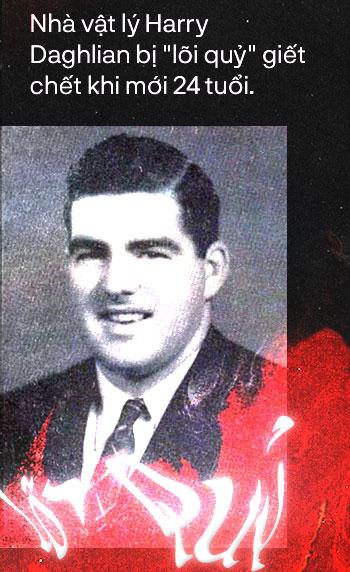 Harry Daghlian