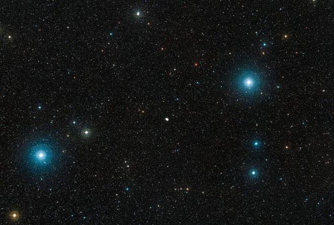 Đây là ngôi sao chết gần nhất với Trái Đất, cách chúng ta hơn 2.000 năm ánh sáng.
