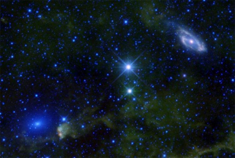 Nếu chúng ta sống ở đó, kính viễn vọng của các nhà khoa học xưa sẽ không quan sát được các thiên hà khác,