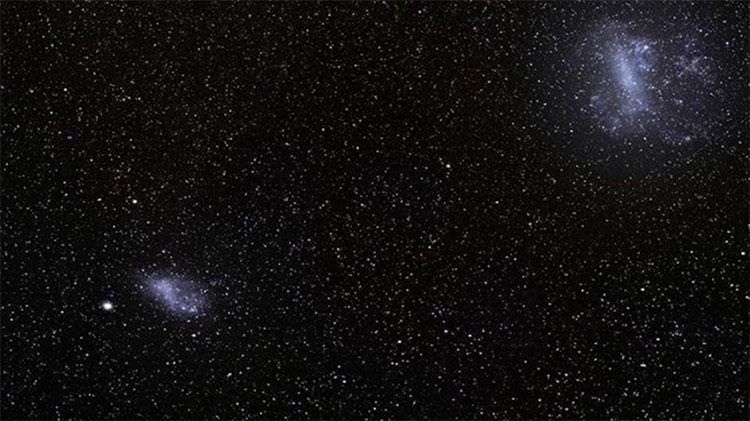 Vũ trụ gồm rất nhiều thiên hà, nguồn tri thức mà chúng ta có thể không bao giờ hiểu hết.