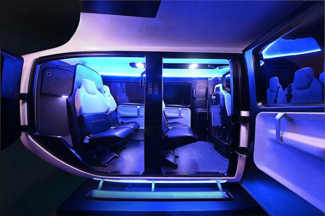 Dịch vụ này sẽ có giá tương đương với Uber Black - dịch vụ gọi xe hạng sang hiện tại của Uber.