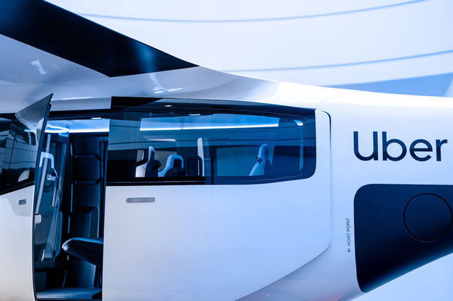 Hình ảnh cabin với số lượng hành khách tối đa.