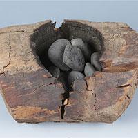 Lò hương chứa cần sa trong ngôi mộ 2.500 năm ở Trung Quốc