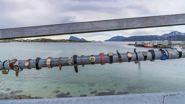 Người dân trên đảo không quan tâm tới đồng hồ vào thời điểm Mặt Trời mọc suốt 69 ngày
