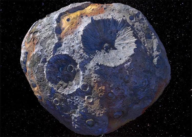 Trung tâm Goddard dự kiến sẽ có chuyến thăm dò hành tinh kim loại Psyche, trong vài năm tới.