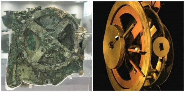 Chiếc máy tính đầu tiên có từ thời Hy lạp cổ