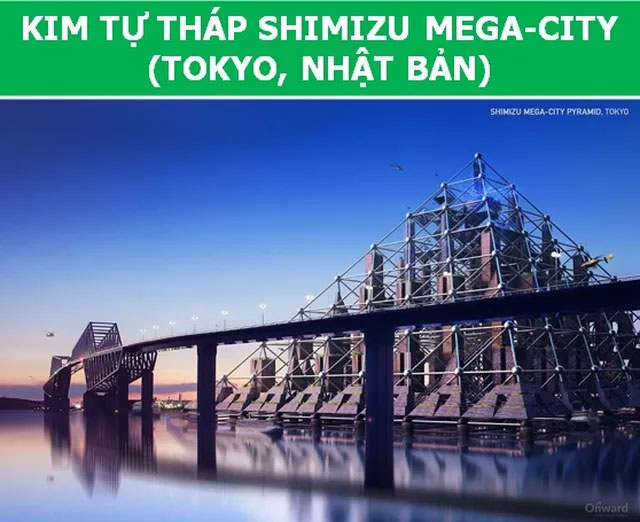 Kim tự tháp Shimizu