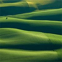 Khi những nông trại hóa thành bức ảnh nghệ thuật đẹp mê hồn dưới góc nhìn từ máy bay