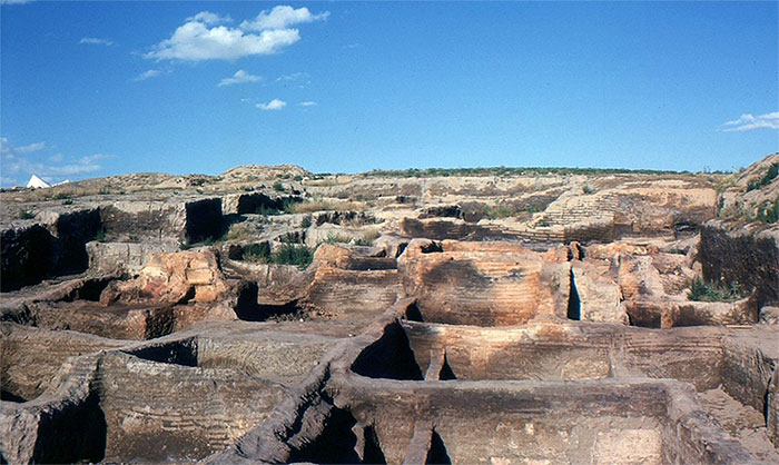 Phế tích cổ Catalhoyuk