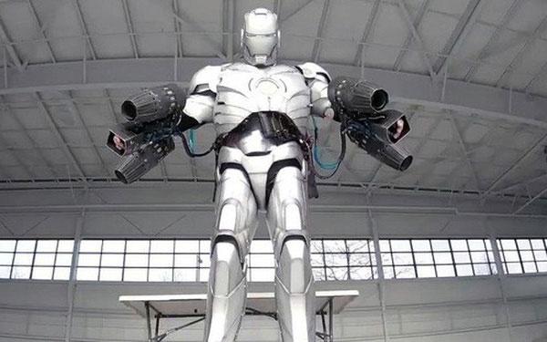 Bộ giáp Iron man