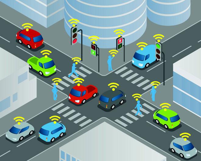Hệ thống giao thông ảo giúp cải thiện đáng kể thời gian lưu thông.
