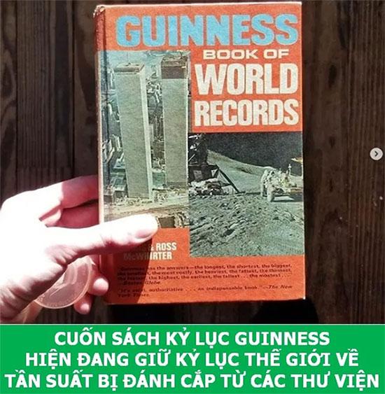Cuốn sách kỷ lục Guiness