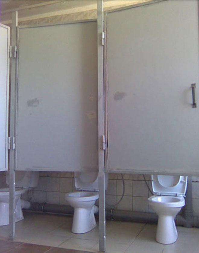 """Thiết kế WC mang tên """"NHƯ NÀO?"""""""