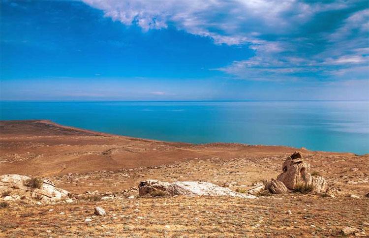 Biển Caspia