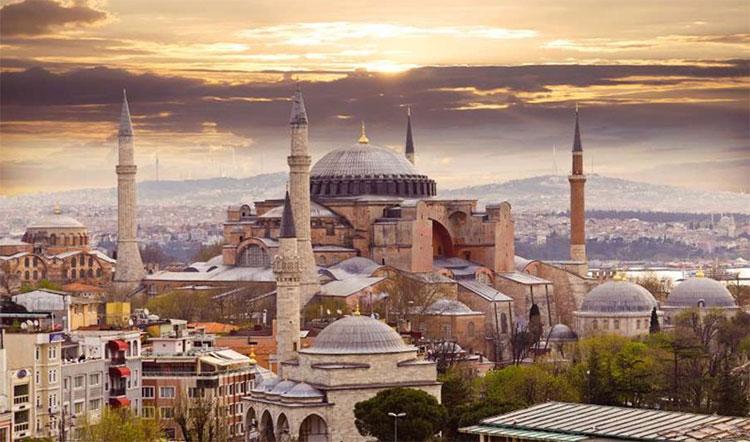 Thành phố Istanbul