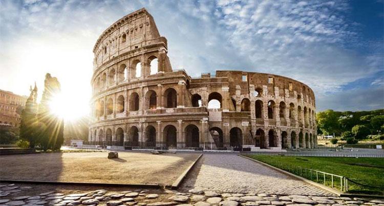 Rome ở mọi nơi