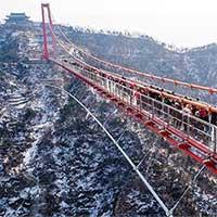 UNESCO công nhận núi Nghi Mông là công viên địa chất toàn cầu