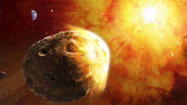 Toàn bộ thị trường không gian toàn cầu hiện đã trị giá lên tới hàng trăm tỷ USD.
