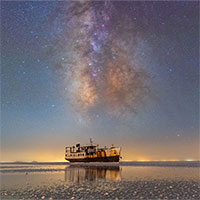 Ngắm nhìn những bức ảnh thiên văn đẹp nhất được trưng bày ở London