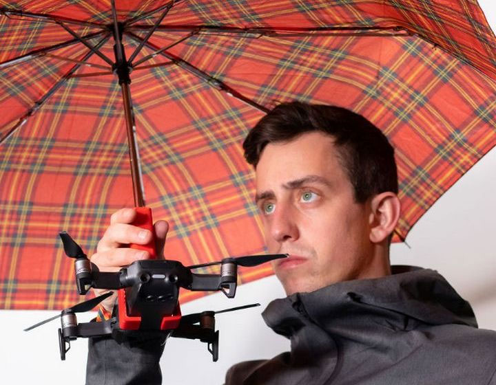 Hoverbrella