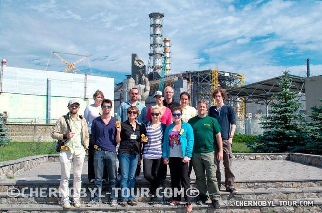Bạn có thể đến Chernobyl trong tour du lịch 1 ngày và về nhà an toàn, miễn đừng bước qua ranh giới đã xác lập