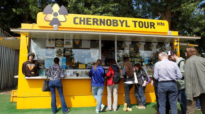 Từ năm 2010, Chernobyl đã mở cửa cho khách du lịch ghé thăm.