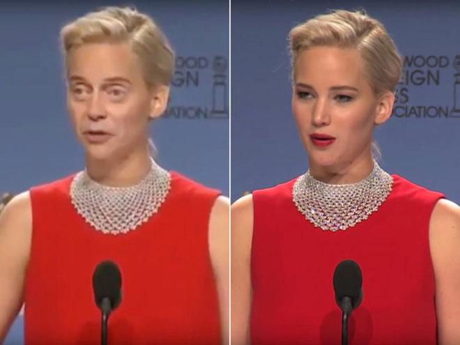 Video đi kèm công nghệ deepfake - những video có người phát ngôn là một gương mặt quen thuộc