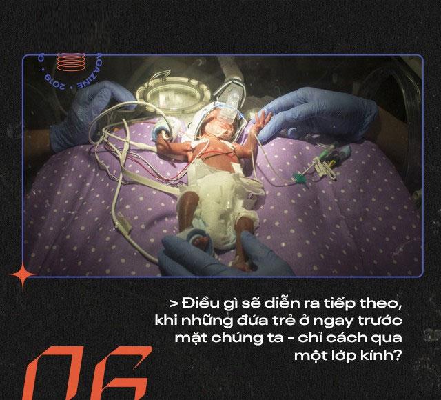 Điều gì sẽ xảy ra vào năm 2051, nếu phụ nữ không còn phải mang thai?