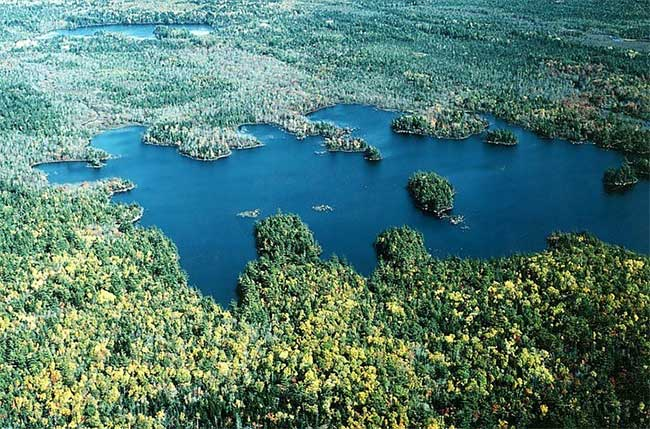 Cụm đảo Sheep Lake