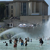 Giải mã nguyên nhân dẫn đến nắng nóng kỷ lục tại châu Âu