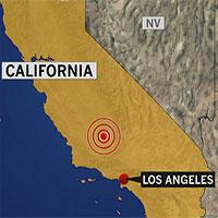 California hứng chịu động đất mạnh nhất hai thập kỷ trong ngày quốc khánh