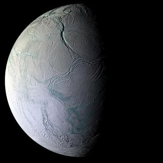 Mặt trăng Enceladus