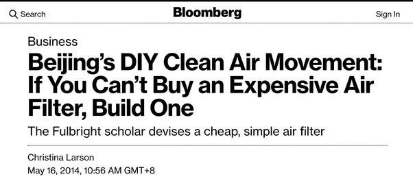 Rồi cả Bloomberg cũng để mắt tới.