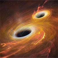 """Lỗ đen chỉ có thể mở rộng đến khối lượng gấp 50 tỷ lần Mặt Trời, không thể """"ăn để lớn lên"""" được nữa"""