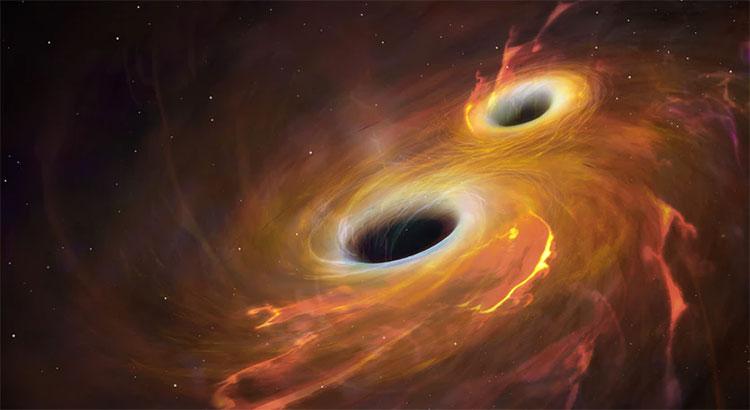 Những lỗ đen siêu khối lượng thường tồn tại ở trung tâm của gần như tất cả các thiên hà.