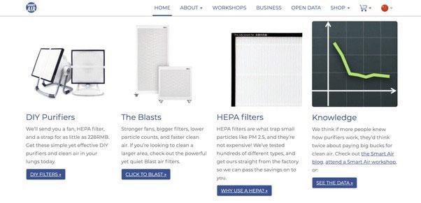 Dự án Smart Air