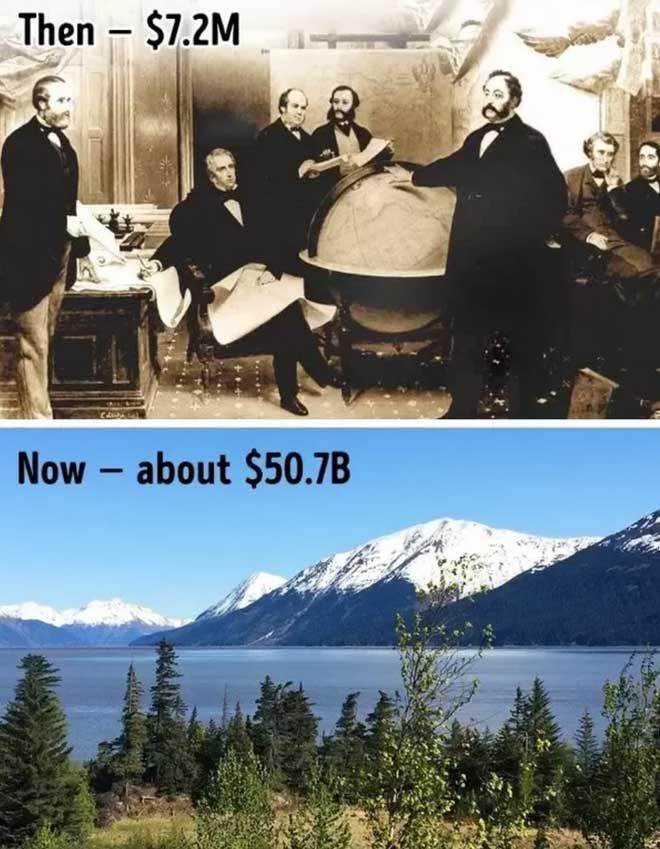 Thương vụ bán Alaska giữa Nga và Mỹ