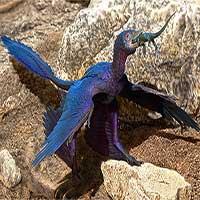 Loài thằn lằn mới trong bụng khủng long 4 cánh hóa thạch 125 triệu năm