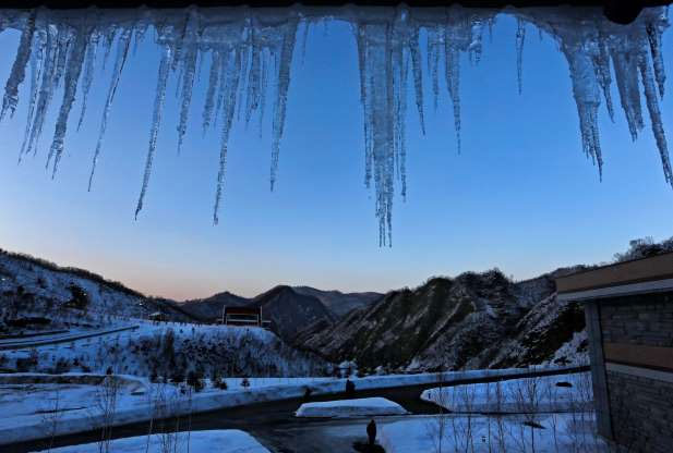 Khu nghỉ dưỡng trượt tuyết Masik Pass, Wonsan.