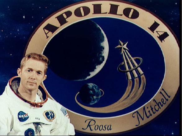 Phi hành gia Roosa và sứ mệnh Apollo 14