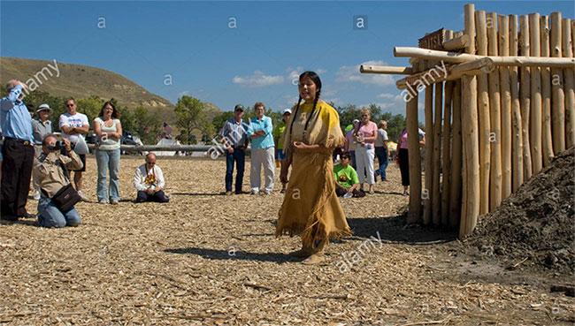 Phụ nữ Hidatsa