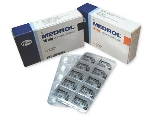Medrol 4mg dùng để điều trị hiệu quả đối với những bệnh về xương khớp.
