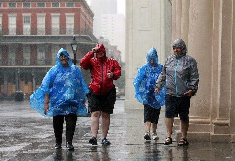Nhiều cơ sở thời tiết dự báo mưa lớn sẽ tiếp diễn trong ngày 15/7
