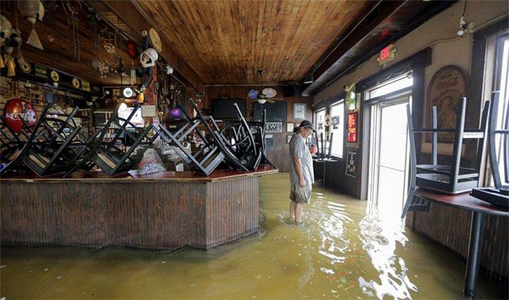 Tại Missisippi, các cơ quan thời tiết dự báo mưa lớn với lượng nước mưa hơn 20 cm sẽ tiếp diễn tại nhiều nơi.