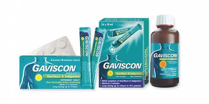 Thuốc Gaviscon là gì? Cách sử dụng thuốc Gaviscon