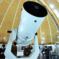 Đêm mai Đài thiên văn Hòa Lạc tổ chức quan sát Nguyệt thực