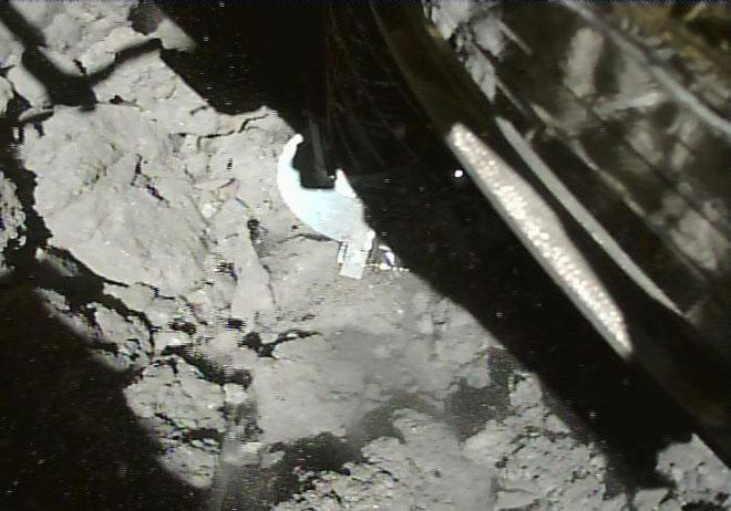 Ảnh chụp bề mặt tiểu hành tinh Ryugu